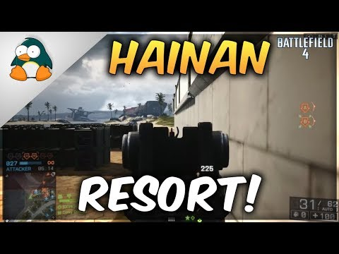 Battlefield 4 - Rush - Hainan Resort