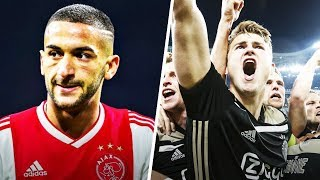Hakim Ziyech refused Bayern's offer to keep playing the football he loves - Oh My Goal