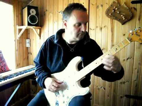Andy Johnson Guitarist -
