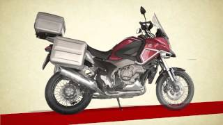 Honda Crosstourer 1200cc Motorcycle from Kestrel Honda