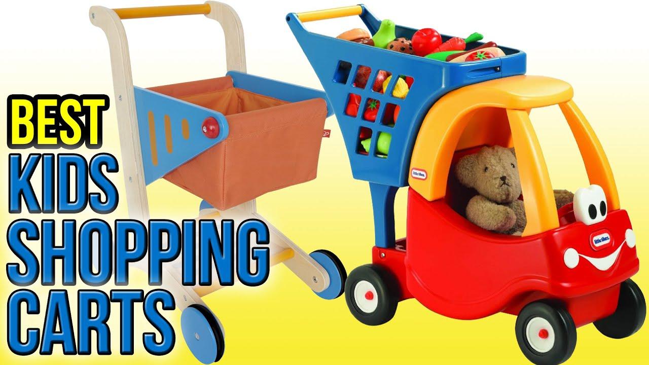 6 Best Kids Shopping Carts 2016