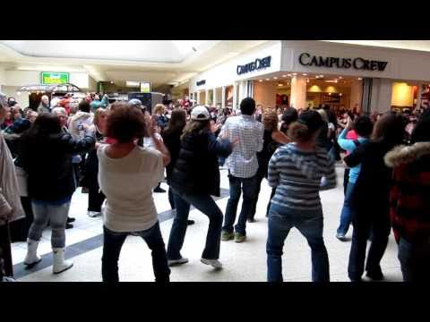 Brantford Ontario Flash Mob Iko Iko