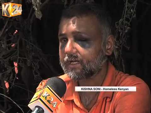 Indian Beggars In Nairobi's Ngara Area Arouse Curiosity