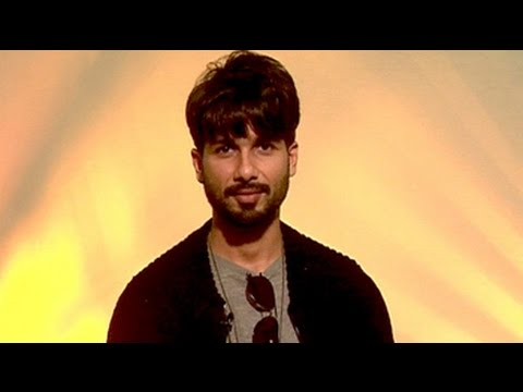 Shahid Kapur lends a voice of support for all cancer victims