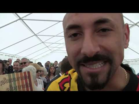 "Watford FC goalkeeper Heurelho Gomes says: ""Come to Big Summer Sounds"""