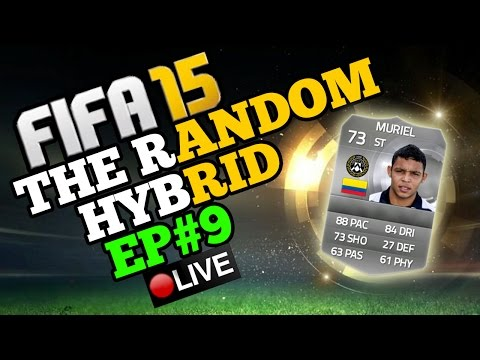 MURIEL - FIFA 15 - The Random Hybrid - Episode 9!