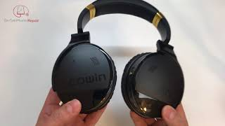 Cowin E8 Active Noise Cancelling Headphone Bluetooth Headphones Review