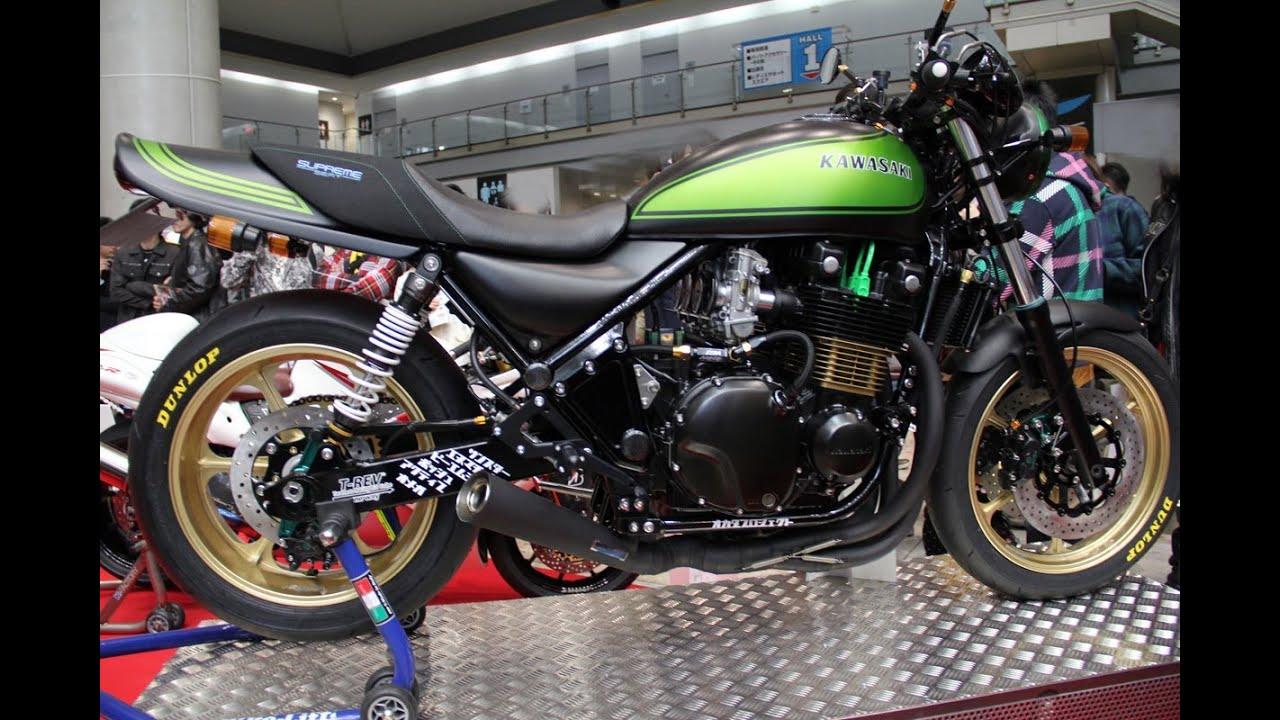 Zephyr 1100 Custom Bike