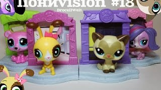 Пониvision #18 ~ HappyMeal Littlest Pet Shop\ Обзор на Петшопов
