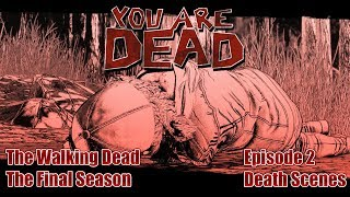 "The Walking Dead All Death Scenes - Season 4 Episode 2: ""Suffer the Children"""