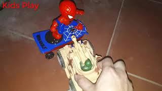 Tuổi thơ ùa về khi chơi trò này cùng con  | Đồ chơi cho trẻ em - kids play