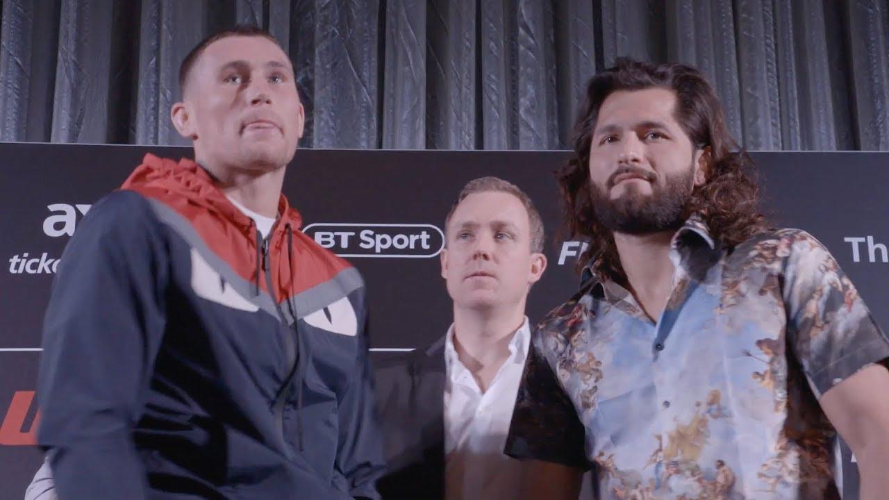 UFC Лондон: Стердауны