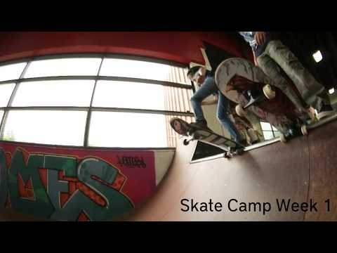 Skate Camp Week 1 Video 2018