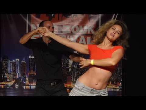 00140 NYCZF2016 Oksana and Jonathan ~ video by Zouk Soul