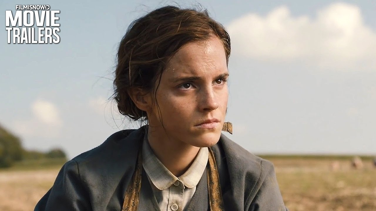 Emma Watson is working the field in NEW Clip from COLONIA [HD]