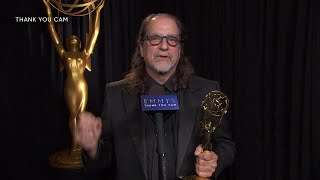 70th Emmys Thank You Cam: Glenn Weiss From The Oscars