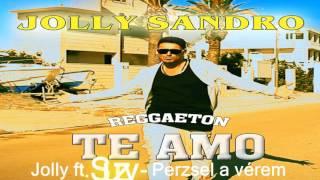 download lagu Jolly Sandro - Te Amo - Reggaeton Album Promo gratis
