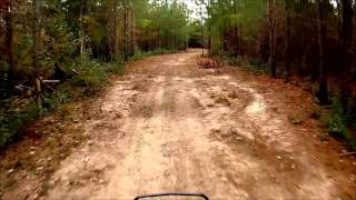 GoPro Hero 3 Honda Rancher ATV Riding -Maultsby Productions