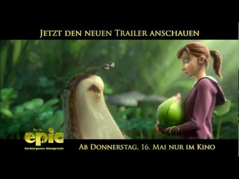 EPIC - Verborgenes Königreich - Spot 2 (Full-HD) - Deutsch / German
