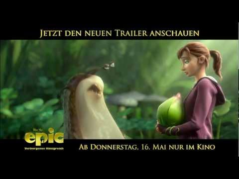 EPIC - Verborgenes Königreich - Spot 2 (Full-HD) - Deutsch / German