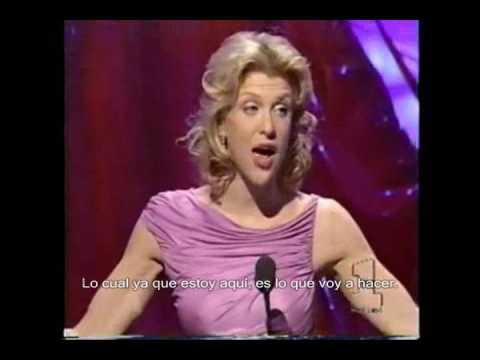 Courtney Love. 1997 Pro-gay speech