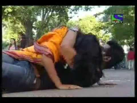PraSha Scene [37] Shashank Saves Prateeksha