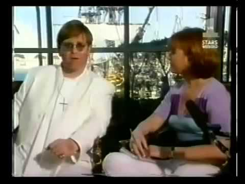 Elton John and Billy Joel  Face to Face Interviews 1997 1998