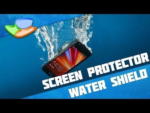 Testamos as tecnologias de proteção Water Shield e Screen Protector - Tecmundo
