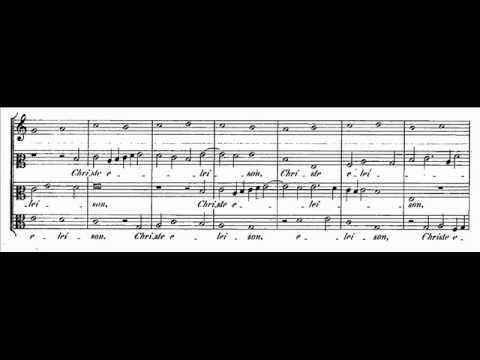 Guillaume Dufay - Ad cenam agni providi (I-II)