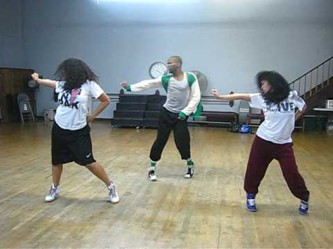 Kitty Kat by Beyonce/ Choreographed by Anthony Lewis