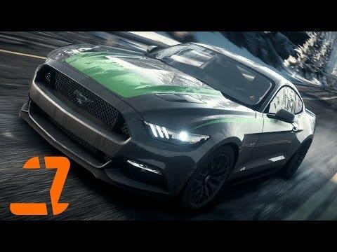 Прохождение Need for Speed: Rivals #1 ( Tutorial )