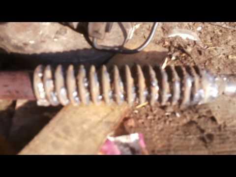 Самодельный гранулятор комбикорма