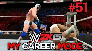 WWE 2K15 My Career Mode - Ep. 51 - BATTLEGROUND! [WWE MyCareer XBOX ONE / PS4 / NEXT GEN Part 51]