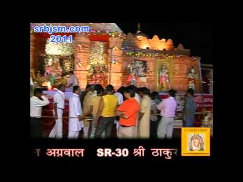 15-live Songs:bajrang Bali Ki Dekh.avi  Singer:ram Kumar Lakkha. Srbjsm 6 Th 2011-live Jagran video