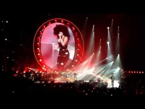 Queen, Adam Lambert and Lady Gaga - Another One Bites the Dust FULL SONG