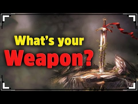 What is The Best WEAPON For You?