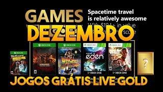 JOGOS GRÁTIS XBOX LIVE GOLD DEZEMBRO LISTA OFICIAL!!