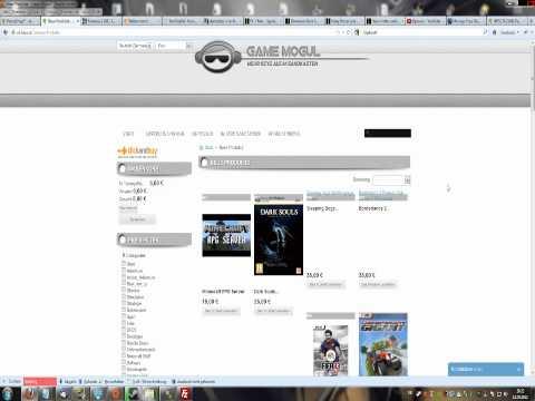 PC Spiele mit Paypal Kaufen!
