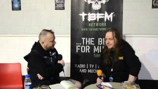 Reign of Fury Interview with TBFM Network at HRH United 2016