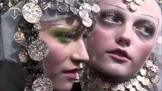 Model Talks - Vlada Roslyakova Fall Winter 0910.flv