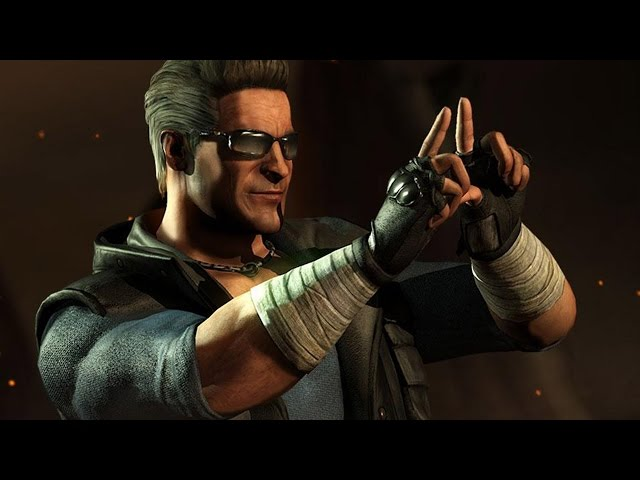 Mortal Kombat X: All of Johnny Cage's Amazing Intros