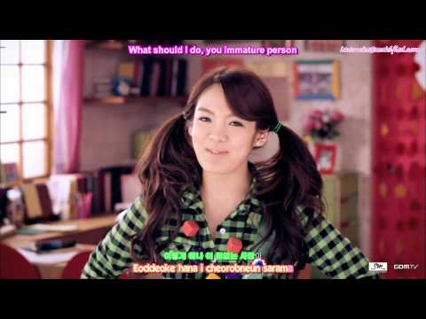 [Full HD - 1920 x 1080 pixels] SNSD - Oh! [MV Romanisation + Hangul Karaoke + Eng Subs]