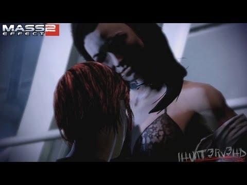 Mass Effect 2 | Miranda Lawson & FemShep Romance/Sex Scene [Modded] ᴴᴰ