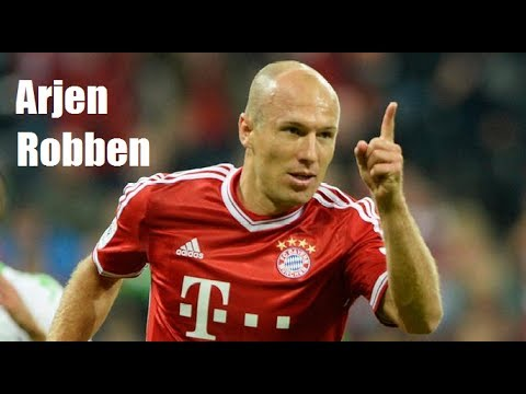 Arjen Robben ► This is my Season | 2013-2014 |