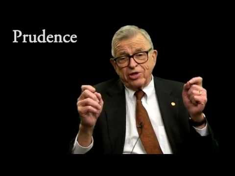 Two-Minute Warning: Prudence, a Misunderstood Word