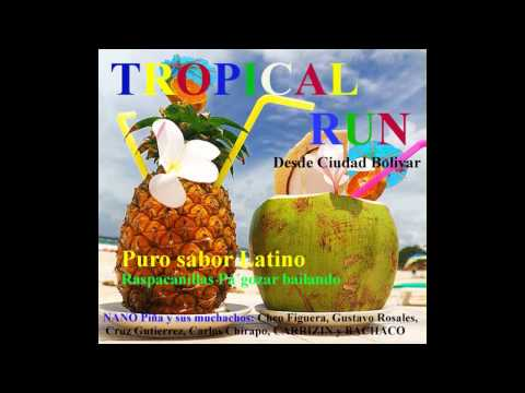 BANDA TROPICAL RUN - CD