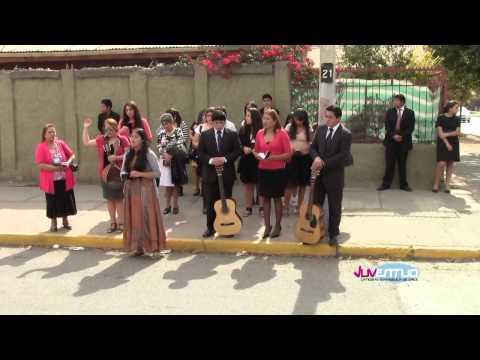Punto de Predicación de Juventud en Clase La Faena (jotabeche 40)