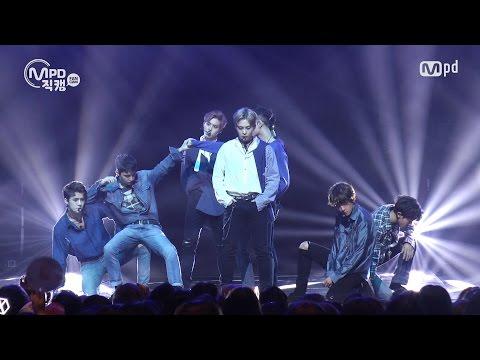 [MPD직캠] 엑소 직캠 라우더 Louder (로또 Lotto) EXO Fancam @엠카운트다운_160825