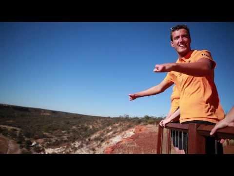 Australia's Coral Coast - BHP Billiton Aquatic Super Series Community Visit