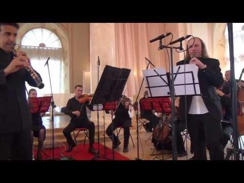 Вивальди, Антонио - Концерт для 2-х скрипок, струнных и бассо континуо ре минор